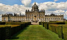 Castle Howard, Yorkshire, England by Jeff Dalton