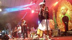 day 3rd #Sanfest2015 #SanurVillageFestival2015 performance by Dewa Budjana, Tohpati, wayan Balawan featured Indra Lesmana Shadu n Echa Sumantri.