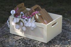 caja porta souvenirs