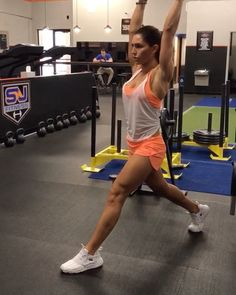 "18.3k Likes, 214 Comments - Alexia Clark (@alexia_clark) on Instagram: ""DUMBBELLS  1. 12 each way  2. 12 reps each side  3. 10 reps each side 4. 30seconds each side  3-5…"""