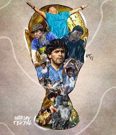 God Of Football, Football Images, Maradona Tattoo, Maradona Football, History Of Soccer, Chelsea Wallpapers, Lion King Pictures, Diego Armando, Barcelona Soccer