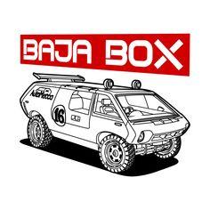 Shop Brubaker Box the First Minivan minivan t-shirts designed by Guyvit as well as other minivan merchandise at TeePublic. Mini Coper, Vw Modelle, Volkswagen Minibus, Vw Lt, Weird Cars, Vw Cars, Futuristic Cars, Love Car, Cool Bikes