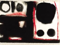 Patrick Heron: Black and White - Pink Lines Contemporary Paintings, Expressionist Painting, Painting, Abstract Art, Art, British Paints, Abstract, Patrick Heron, Abstract Expressionist