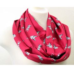 Handmade Boston terrier infinity scarf for dog lovers. Buy any two scarves get the 3rd one for free. Mention coupon code 3 FOR2. Customers in US only. Free item must be less than $15  Buy 4 get 2 for free with the same Coupon code