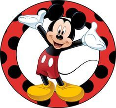 Free Mickey Mouse Party Ideas and Printables