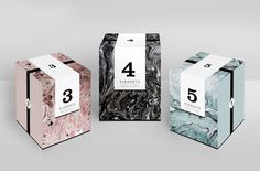 Elements Candle Packaging (Concept) on Packaging of the World - Creative Package Design Gallery