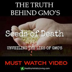 This award-winning documentary, Seeds of Death, exposes the lies about GMOs and pulls back the curtains to witness our planet's future if Big Agriculture's new green revolution becomes our dominant food supply.