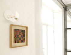Ingo Maurer Lucellino wall lamp