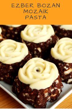 Videolu anlatım Aşırı Lezzetli: Çikolata Kaplı Mozaik Pasta (Videolu) Tarifi nasıl yapılır? 6.017 kişinin defterindeki bu tarifin videolu anlatımı ve deneyenlerin fotoğrafları burada. Yazar: Esra Atalar Birinci