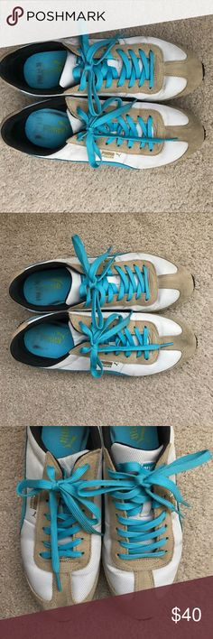 puma sneakers in very good condition Super cute and comfortable and in almost new condition. Worn a couple of times only Puma Shoes Sneakers