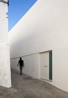 Viviendas Sociales en Arcos / mariñas arquitectos asociados