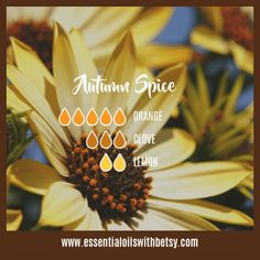 Autumn Spice Fall Diffuser Blends: Orange, Clove, Lemon Here are no less than FIFTY-SIX fall essential oil diffuser blends for your enjoyment. Something sure smells good! With BONUS 16 page e-Book! Fall Essential Oils, Clove Essential Oil, Essential Oil Diffuser Blends, Young Living Essential Oils, Calla, Diffuser Recipes, Diffuser Diy, Aromatherapy Oils, Aromatherapy Recipes