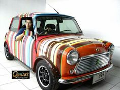 Hope to c u again... 1999 Rover mini pual smith 9/86