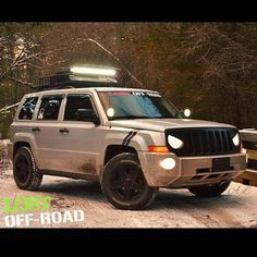 72 Best Jeep Patriot Mods Images Jeep Patriot Lifted Pickup
