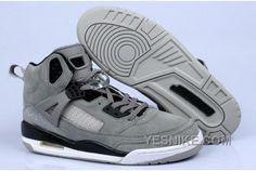 big sale 86057 dd4eb Buy Denmark New Release Nike Air Jordan Spizike Mens Shoes Grey Online from  Reliable Denmark New Release Nike Air Jordan Spizike Mens Shoes Grey Online  ...