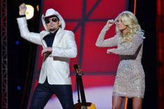 CMA Awards Show Hosted by Brad Paisley and Carrie Underwood (Review)