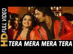 Hindi Old Songs, Hindi Movie Song, All Songs, Movie Songs, Hindi Movies, Yogeeta Bali, Aruna Irani, Vinod Mehra, Sanjay Khan