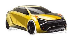 ZAZ concept #sketch #doodle #color #sketchfighter #spd #doodle #zaz #cardesign #architecture #motor #pen #photoshop #drive #render #race #sedan #automotive #productdesign #industrialdesign #zaporogets #drawing #picture #art #lowlevel #trash #wacom #intous #pro #electric #engine