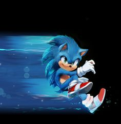 Lead animator of Sonic Mania was behind the Sonic the Hedgehog Movie redesign Tyson Hesse, the lead animator on the excellent Sonic Mania video game and the director behind… Sonic The Hedgehog, Hedgehog Movie, Hedgehog Art, Fotos Do Sonic, Sonic Movie Redesign, Sonic Fanart, Art Sonic, Fullhd Wallpapers, Sonic The Movie