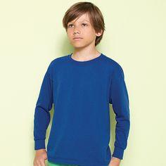wearables4you: Gildan® Heavy Cotton™ Youth Long Sleeve T-Shirt