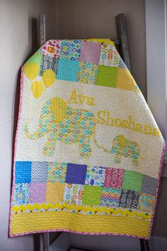 modern handmade baby quilt for sale by on etsy baby quilts and other cool baby stuff