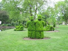 There's A Little Known Unique Park In Ohio… And It's Truly Amazing. Topiary Park is located at 480 E Town St., Columbus, OH 43215