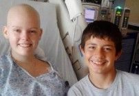 To help Ashley and Tony with their goals, donate at their Give Forward pages. Two teenagers make very adult decisions to take care of not only each other but each others families as well.