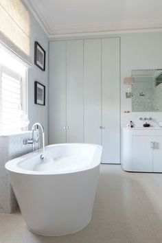 Family Home, London - contemporary - Bathroom - London - Fiona Andrews Interiors Limited