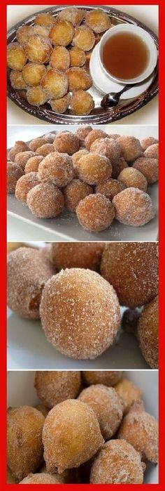 BOLAS DE FRAILE (o DONAS). #receta #recipe #casero #torta #tartas #pastel #nestlecocina #bizcocho #bizcochuelo #tasty #cocina #cheescake #helados #gelatina #gelato #flan #budin #pudin #flanes #pan #masa #panfrances #panes #panettone #pantone #panetone #navidad #chocolate Si te gusta dinos HOLA y dale a Me Gusta MIREN..
