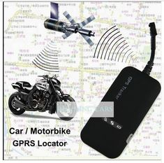 #AliExpress Car GT02 GPS tracker For Auto Scooter Motorcycle vehicle real time 4 band anti-theft tool GSM GPRS Tracking Device New Arrival (32726927611) #SuperDeals