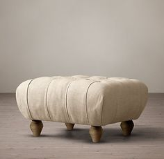 Ottomans, Benches & Stools | RH