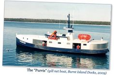 PURVIS FISHERIES : About Us
