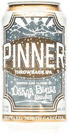 Oskar Blues Pinner Throwback IPA