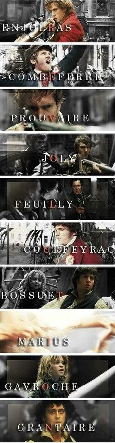 The Barricade Boys. They are each are so different from each other in the book, but I love them all.