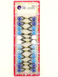 Tara Girls Twinbead Bubble Ponytail Holders - 12 Pcs. >>> Check out the image by visiting the link.