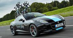 Jaguar diseña una edición exclusiva para la participación del Team Sky en el Tour de France