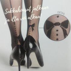 Meiltä löydät parhaat pluskoon sukkahousut! Ootd, Character Shoes, Ps, Outfit Of The Day, Dance Shoes, Outfits, Fashion, Today's Outfit, Dancing Shoes
