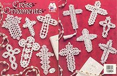 Cross Bookmark Crochet Pattern | Crocheting Tips