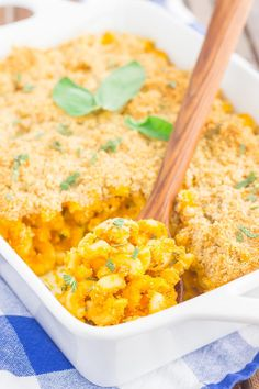 Pumpkin Macaroni and