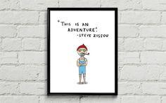 Steve Zissou | AbbieIllustrations