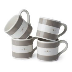 The classic Lexington dinnerware! Made from earthenware and matching the Lexington details assortment. Lexington Company, Lexington Home, Star Coffee, Kitchenware, Tableware, New England Style, Earthenware, The Hamptons, Dinnerware
