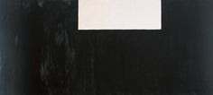 Robert Motherwell Open in Black and Cream (Rothko Elegy) 1970 American, Acrylic on canvas 69 x 204 inches Modern Art Museum of Fort Worth Museum Of Modern Art, Art Museum, Robert Motherwell, Found Art, Sculpture, Fort Worth, Modern Contemporary, Richard Serra, Cream