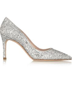Where to buy the best glittery shoes for this holiday season, here: