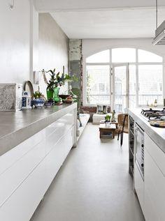 kitchen styling..