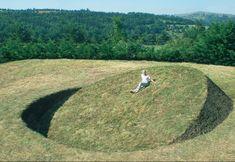 Land Art by Tanya Preminger - Zeutch