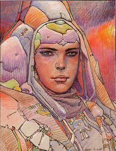9emeart:Starwatcher Moebius