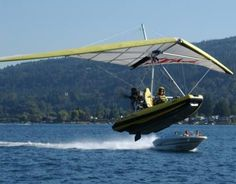 A flying watercraft