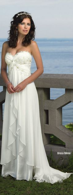 Beach Wedding Dress Beach Wedding Dresses