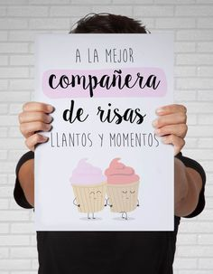 Feliz Cumpleaños - Your Tutorial and Ideas Diy Birthday, Friend Birthday, Birthday Cards, Birthday Gifts, Happy Birthday, Birthday Quotes, Birthday Ideas, Best Friend Gifts, Best Friends