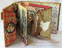 Scraps of Life: Crafty Secrets August Linky Party